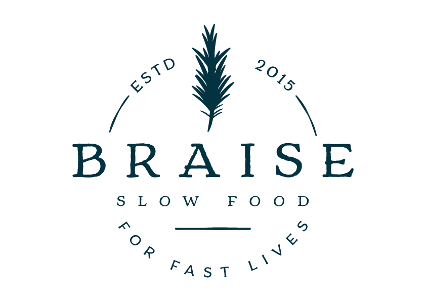 Braise Slow Food logo