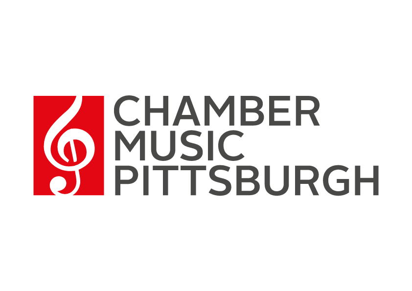 Chamber Music Pittsburgh logo