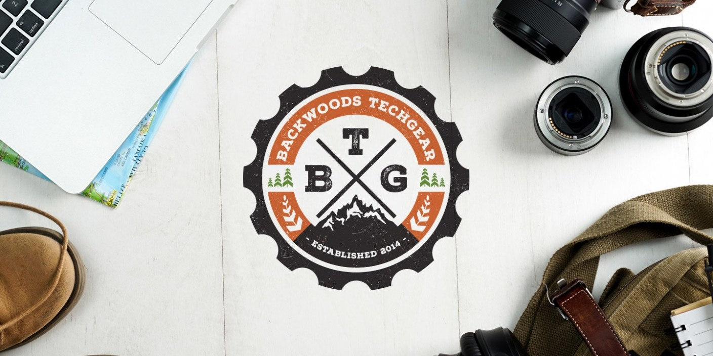 Outdoor clothing Company Logo