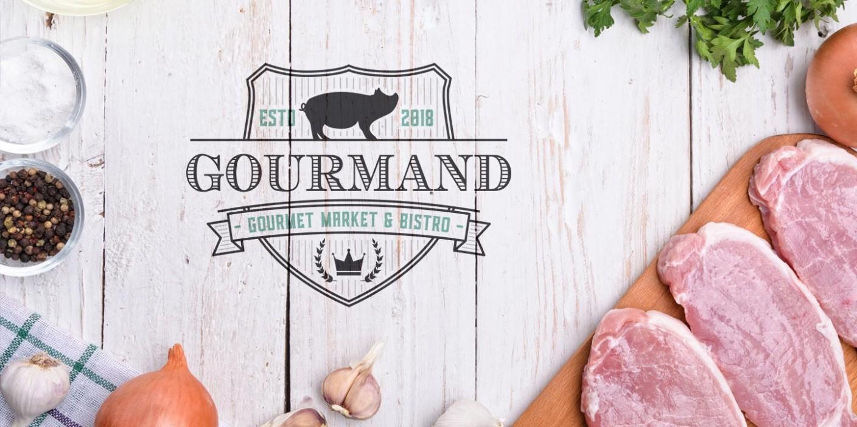 Gourmet Market Bistro Logo