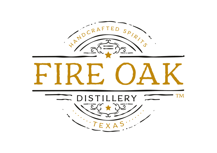 Fire Oak Distillery Logo