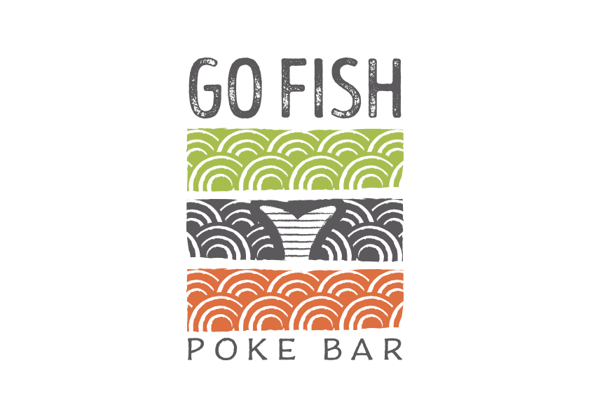 Go Fish Poke Bar Logo