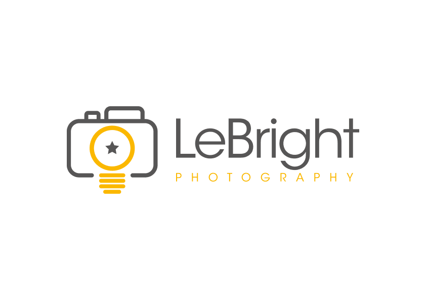 Le Bright Photography Logo