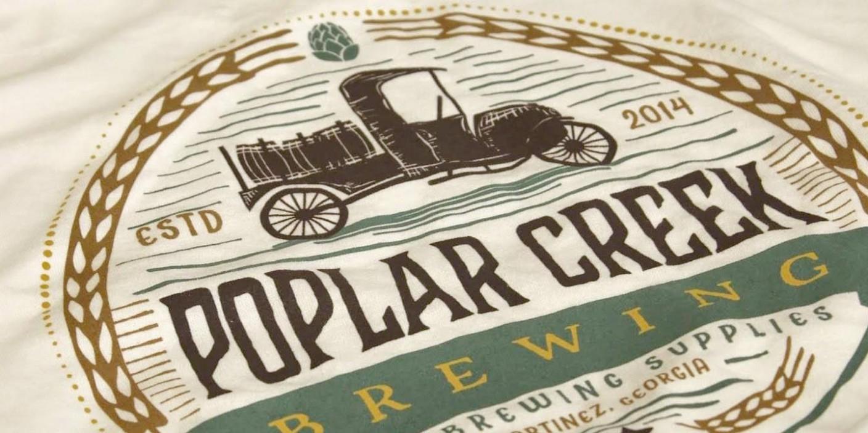 Beer & Wine Brewing Logo